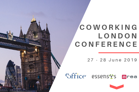 Coworking London Conference 2019