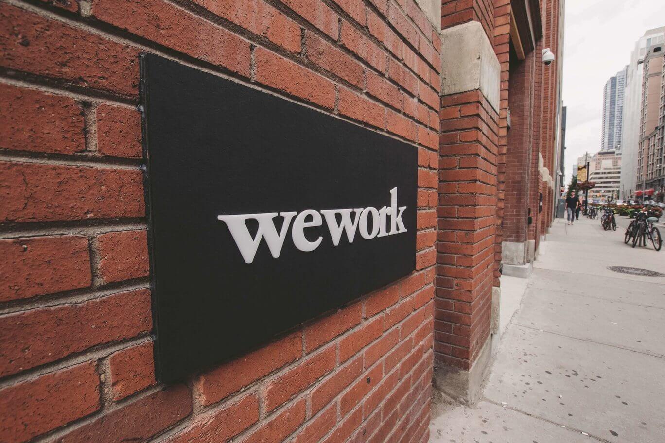 ¿Qué está pasando con WeWork?