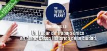 Coworking Alcalá de Henares THE WORK PLANET · COWORKING 2.0