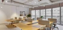 Centro de negocios con coworking Madrid Spaces Castellana