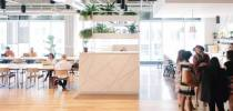 Business center with coworking Madrid WeWork Castellana 77