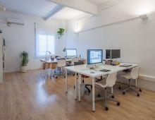 Coworking Barcelona STUDIO52