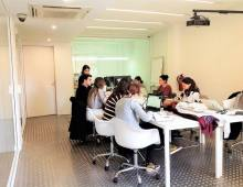 Coworking Barcelona Start2bee VERDI/PARK GÜELL