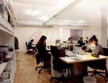 Coworking Madrid La Industrial