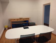 Oficina compartida Barcelona Espaciosa oficina compartida en Eixample