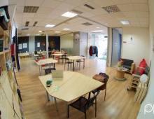 Coworking Valladolid VIA LAB espacio coworking