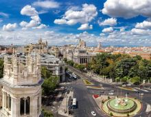 Coworking Madrid Cloudworks Cibeles | Madrid