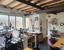 Oficina compartida Barcelona Artico