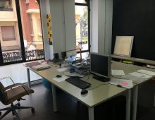 Oficina compartida Valencia Kòniec