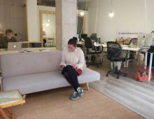 Coworking Barcelona cwork-Creative space in BCN