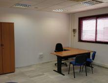 Oficina compartida Almería Centro de Negocios Celulosa