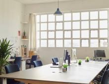 Oficina compartida Barcelona Acrónimos Studio