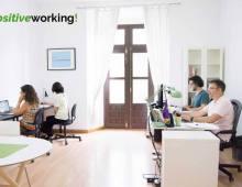 Coworking Málaga Positiveworking!