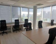 Centro de negocios con coworking Madrid Cink Coworking Manoteras