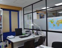 Centro de negocios con coworking Salamanca IBS Center
