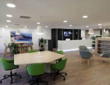 Centro de negocios con coworking Murcia REGUS Centro de negocios