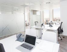 Centro de negocios con coworking Madrid Lexington Cuzco