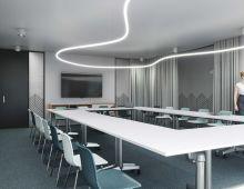 Centro de negocios con coworking Madrid Spaces Via de los Poblados