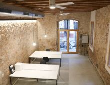 Oficina compartida Barcelona 1818 Creative Space