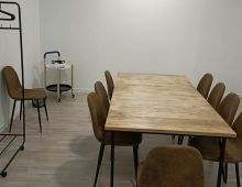 Centro de negocios con coworking Madrid Lexington Príncipe de Vergara