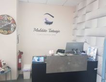 Coworking Castellón sala para tatuajes