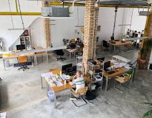 Coworking Valencia NAVE MISS PANAMÁ