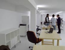 Oficina compartida Salamanca Artilugio Estudio
