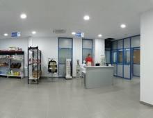 Coworking Málaga Aula 1 de Comercio