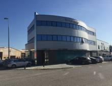 Centro de negocios con coworking Cádiz Edificio Bergantin