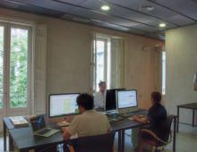 Coworking Madrid village