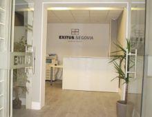 Centro de negocios con coworking Segovia Centro de Negocios Exitus Segovia