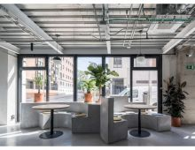 Coworking Madrid AREA Coworking