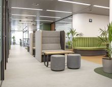 Centro de negocios con coworking Madrid Torre Europa First Workplaces