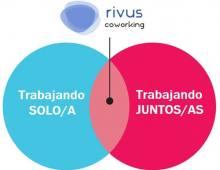 Coworking Zaragoza Rivus Coworking