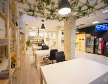 Coworking Oviedo Café Debuenatinta