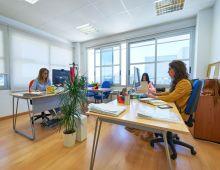 Coworking Málaga Promálaga Coworking