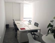 Centro de negocios con coworking Madrid SINGULAR