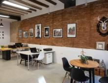 Coworking Mataró ISO 1600 Studio