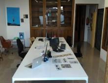 Centro de negocios con coworking Hospitalet de Llobregat La vitrina