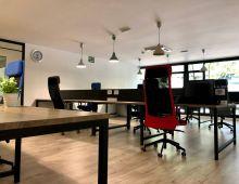 Centro de negocios con coworking Madrid Cink Coworking Castellana