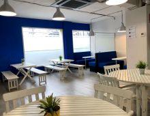 Centro de negocios con coworking Madrid Cink Coworking Núñez de Balboa