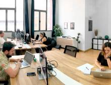 Coworking Madrid w8rk - coworking in motion