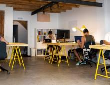 Coworking Barcelona GOHO COWORKING
