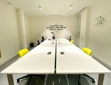 Centro de negocios con coworking Madrid Spaces Recoletos