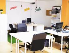 Coworking Málaga BeWorking