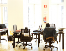 Coworking Madrid Jerónimo - Urban Campus