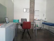 Oficina compartida Granada Sanux Salud y Nutrición.