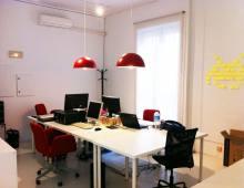 Coworking Madrid L' Espace ALMIRANTE 5