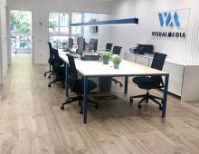 Oficina compartida Barcelona Oficina productora audiovisual