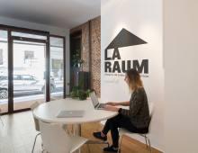 Coworking Madrid LA RAUM de Chamberí
